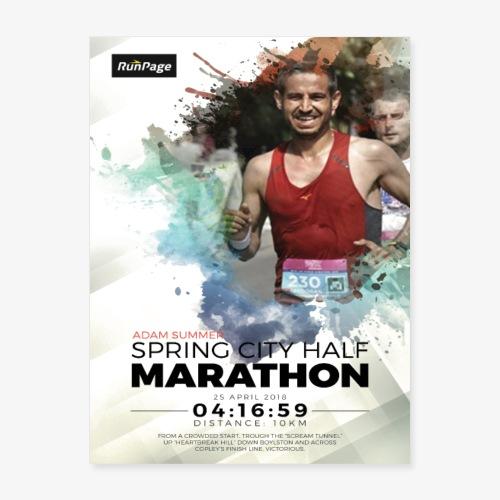 RunnerPoster - Poster 18x24