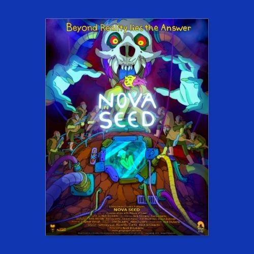 Nova Seed poster 01 Medium - Poster 18x24