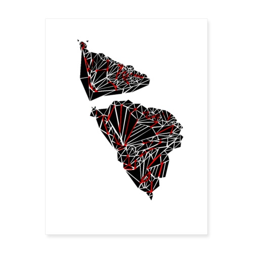 TRY BUTTERFLY ANGLE - Poster 18x24