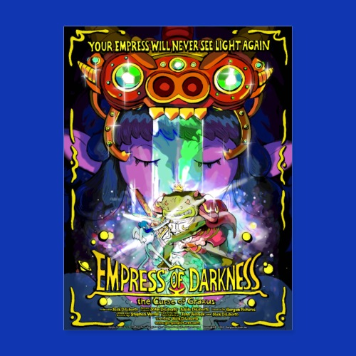 Empress of Darkness 01 Medium - Poster 18x24