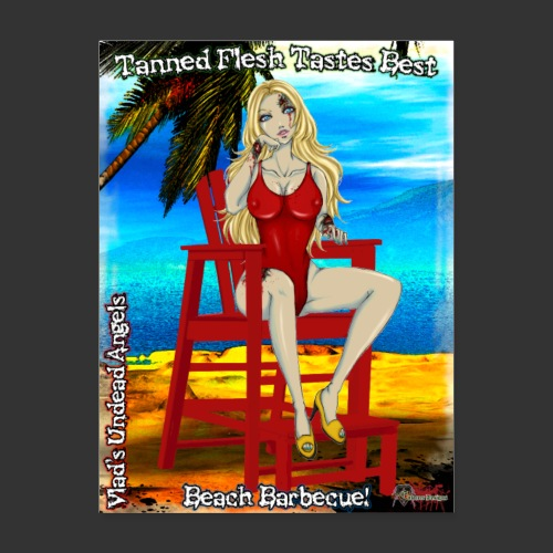 Undead Angels Classics: Zombie Life Guard Shay - Poster 18x24
