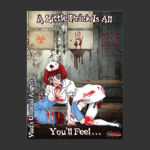 Undead Angels Classics: Zombie Nurse Abigail - Poster 18x24