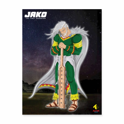 JAKO FULL AZTEC POWER POSTER - Poster 18x24