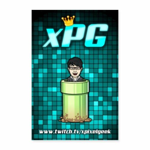 Classic xPG Poster - Poster 24x36