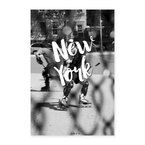 New York - Poster 24x36