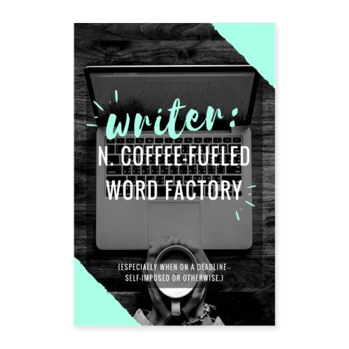 WriterDefinition - Poster 24x36