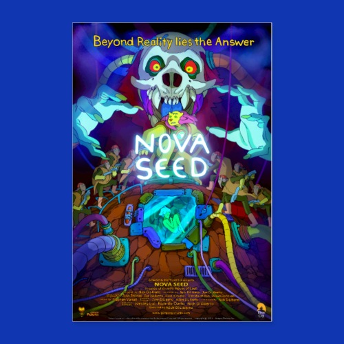 Nova Seed poster 01 Large - Poster 24x36