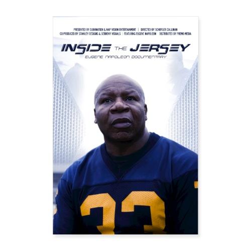 Inside The Jersey: Eugene Napoleon - Poster 24x36