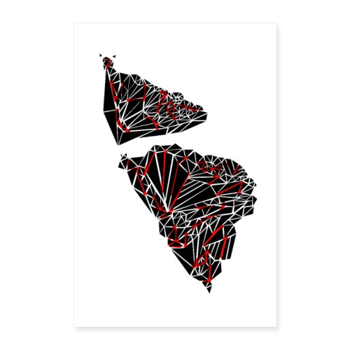 TRY BUTTERFLY ANGLE - Poster 24x36