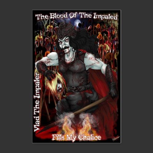 Vlad The Impaler Poster - Poster 24x36