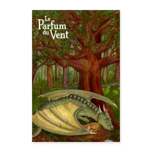 Le Parfum du Vent - Poster 24 x 36 po