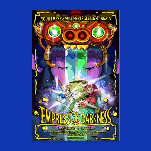 Empress of Darkness 01 Large - Poster 24x36