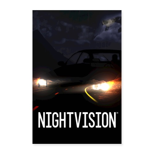 Nightvision Poster - Poster 24x36