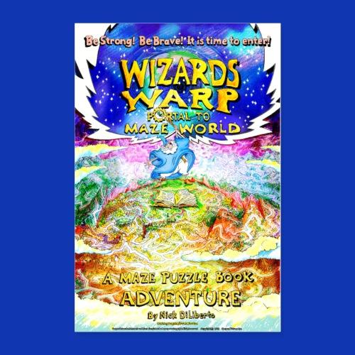 Wizards Warp poster 01 Large - Poster 24x36