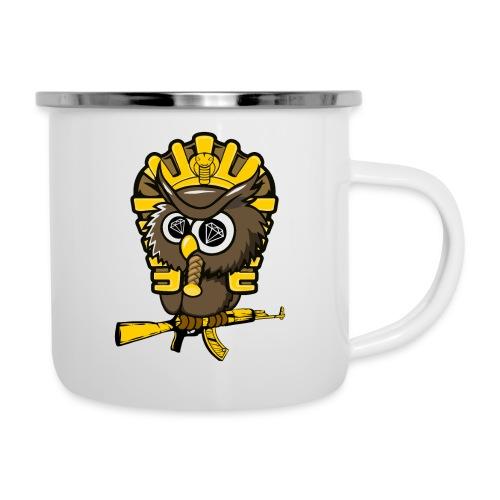 king otrg owl - Camper Mug