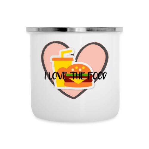 Food - Camper Mug