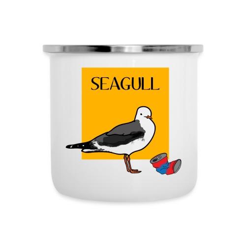 LE SEAGULL - Camper Mug
