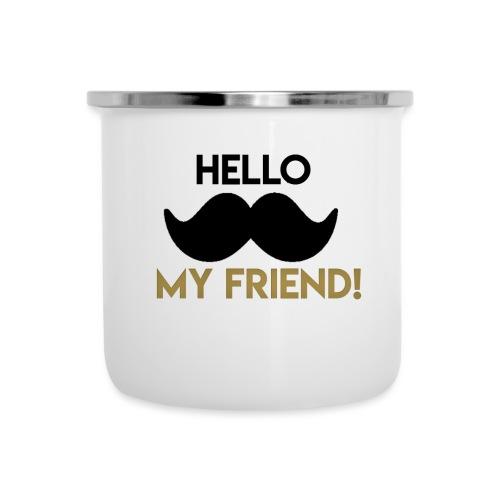 Hello my friend - Camper Mug