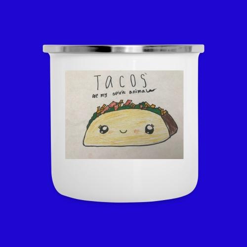Tacos are my Spirit Animal - Camper Mug