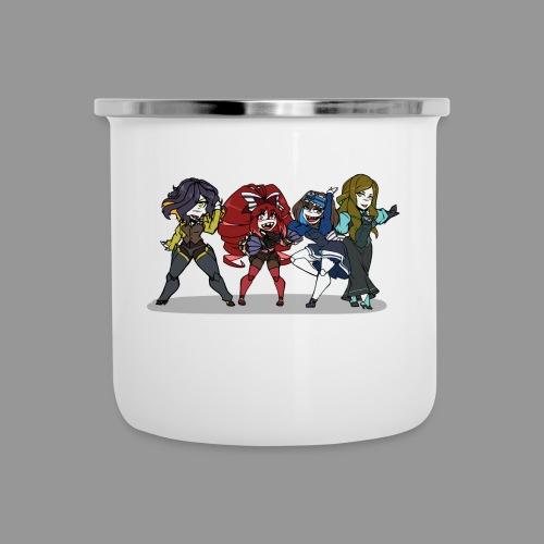 Chibi Autoscorers - Camper Mug