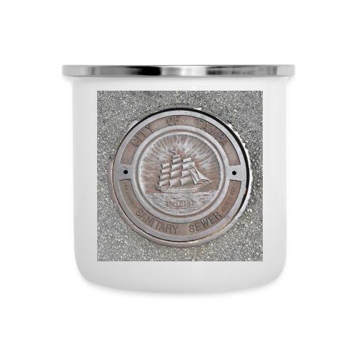 Sewer Tee - Camper Mug