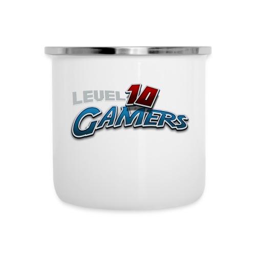 Level10Gamers Logo - Camper Mug