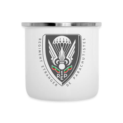 1er REP - Regiment - Badge - Dark - Camper Mug