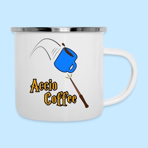 Accio Coffee! (Double Sided) - Camper Mug