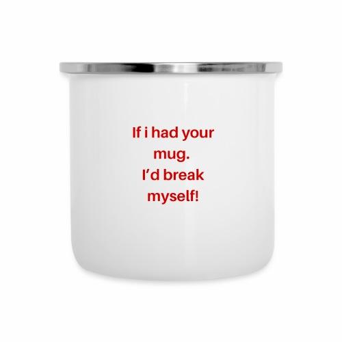 QM - Camper Mug