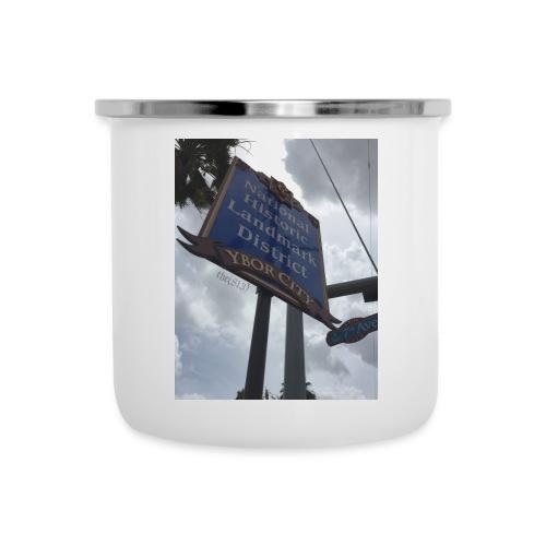 Ybor City NHLD - Camper Mug