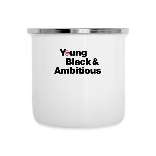YBA white and gray shirt - Camper Mug