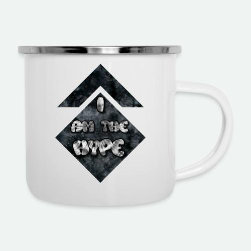 I AM THE HYPE - Camper Mug