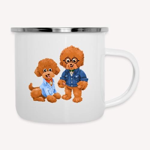 Agador and Fred - Camper Mug