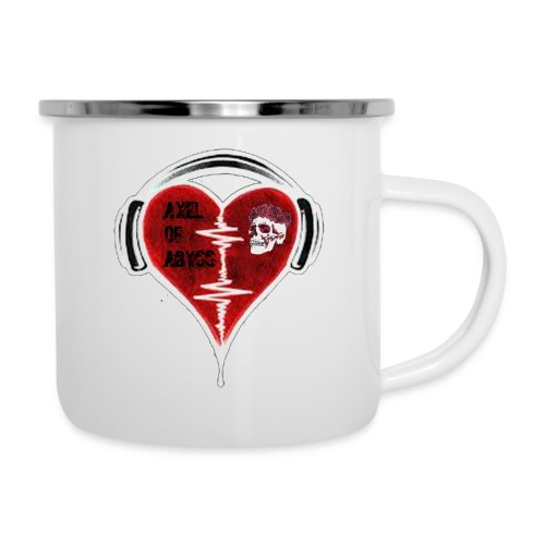 Axelofabyss Music in your heart - Camper Mug