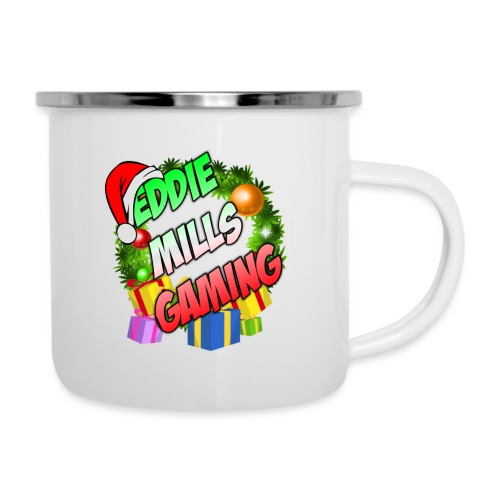 Eddie Mills Christmas - Camper Mug