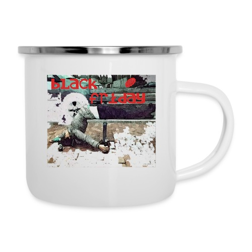 black friday - Camper Mug