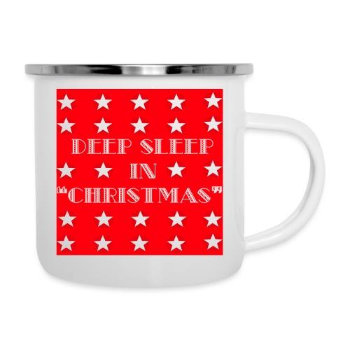 Christmas theme - Camper Mug