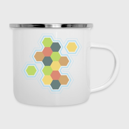 Settlers of Catan - Camper Mug