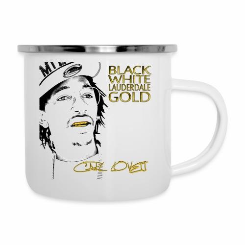 Carl Lovett Lauderdale Gold - Camper Mug