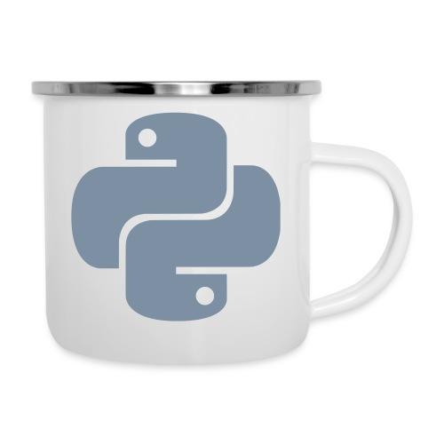 Python Logo - Camper Mug