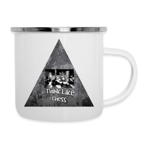 Think Like Chess Logo - Camper Mug
