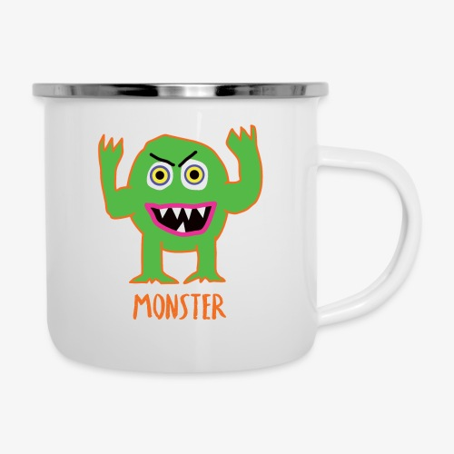 Monster - Camper Mug