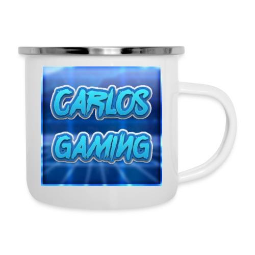 Carlos Gaming merchandise - Camper Mug