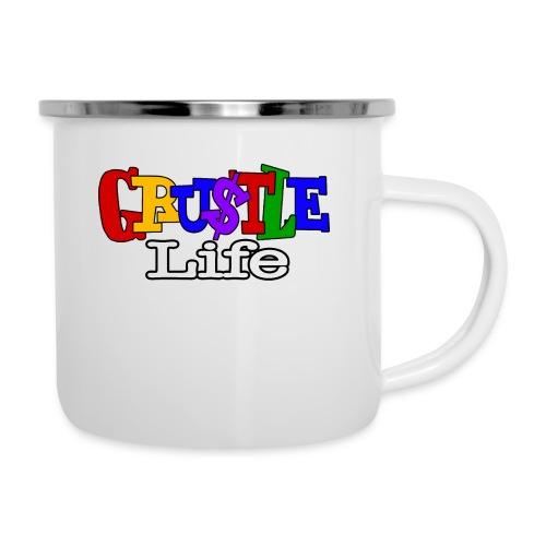 GRUSTLE LIFE LIVING SINGLE - Camper Mug