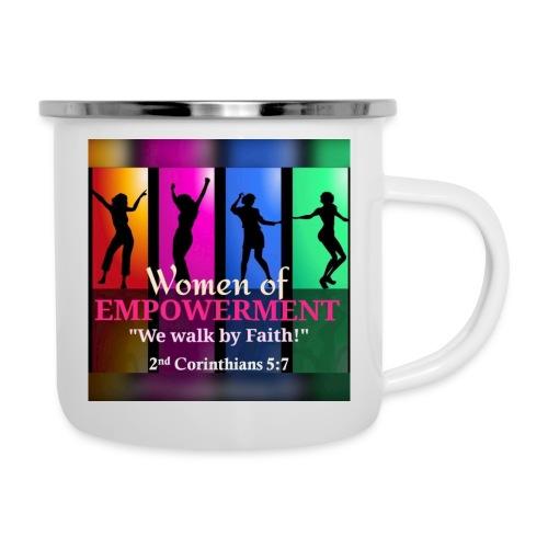 Woman Of Empowerment - Camper Mug