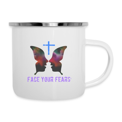 Face your fears - Camper Mug