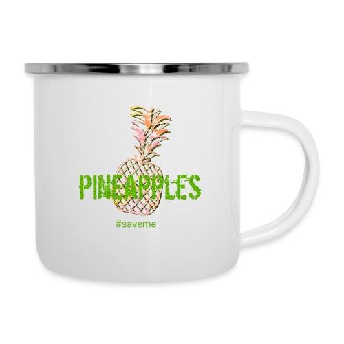 pineapples - Camper Mug