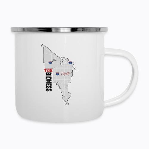 Toe Bidness - Camper Mug