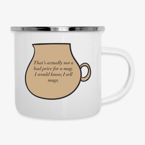 mugception - Camper Mug