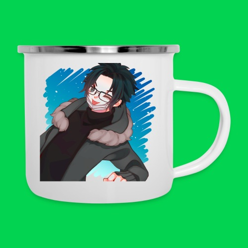 Mr no name guy. - Camper Mug